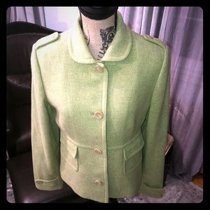 Banana Republic Wool Blend blazer / jacket